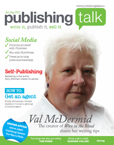 Publishing Talk Magazine issue 1 - Crime Fiction
