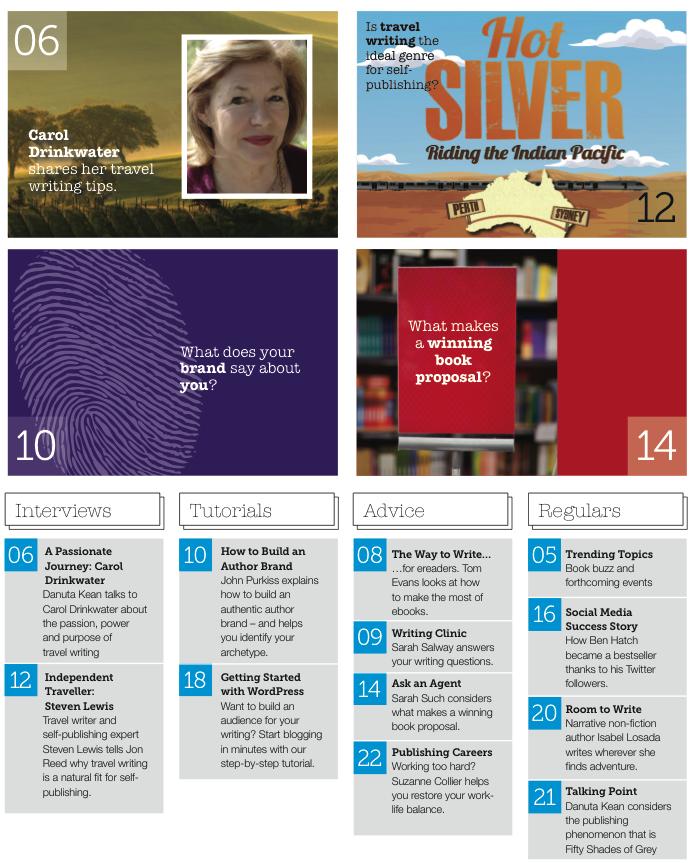 Publishing Talk Magazine issue 2 - highlights