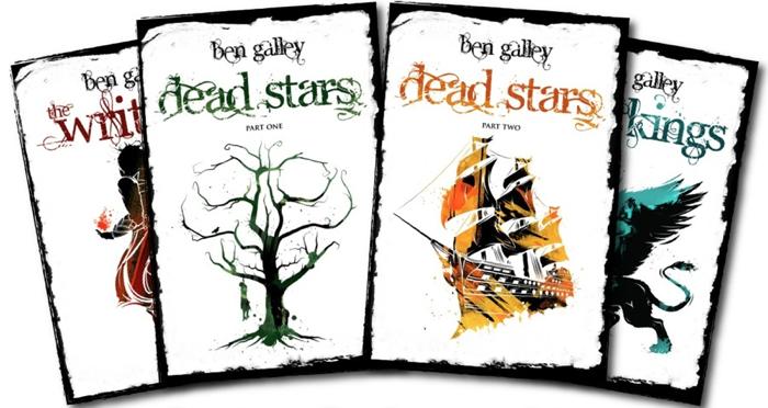 Ben Galley - Emaneska series