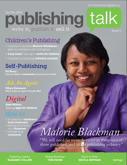 Publishing Talk Magazine issue 6 - Children's Books