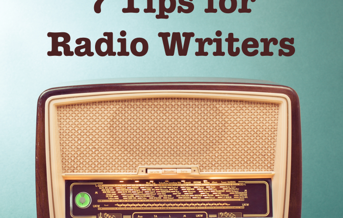 7 tips for radio writers