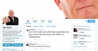 Alan Stoob on Twitter