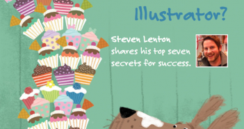 How to become a childrens book illustrator