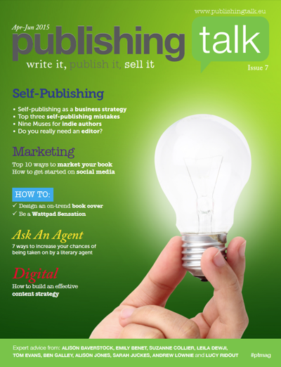 Publishing Talk Magazine issue 7