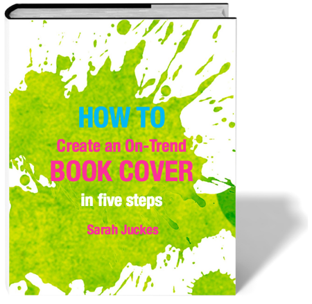 Create an on-trend book cover