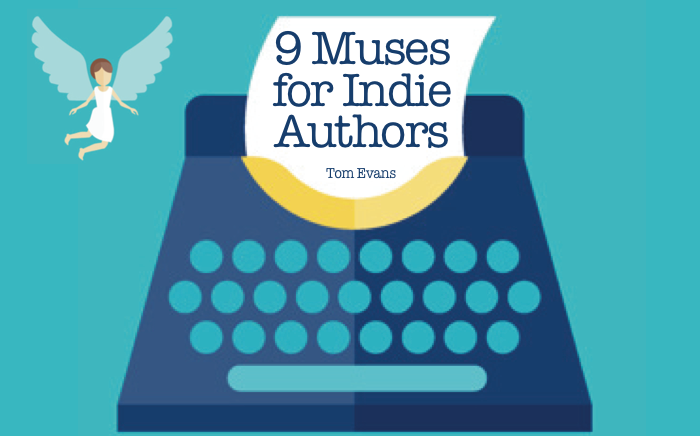 9 muses for indie authors