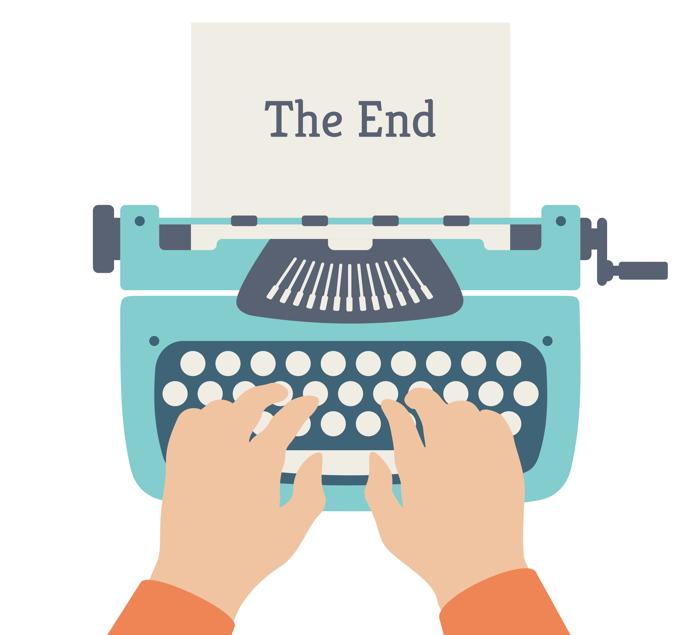 NaNoWriMo writing prompts - week 4