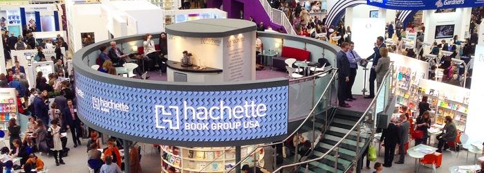 LBF17 Hachette stand
