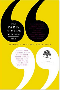 Paris Review Interviews vol 1
