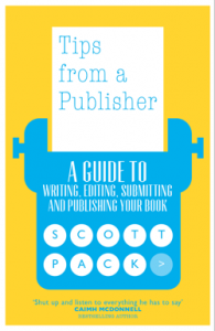 Scott Pack - Tips from a Publisher