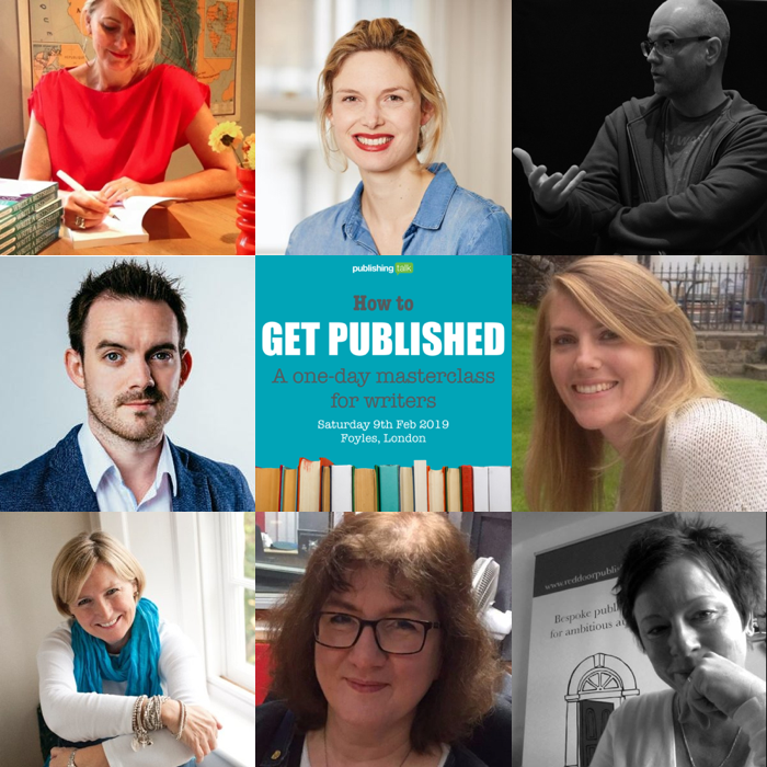 How to Get Published 2019 - Speakers