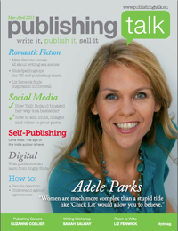 Publishing Talk Magazine issue 4 - Romantic Fiction