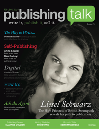 Publishing Talk Magazine issue 5 - Science Fiction