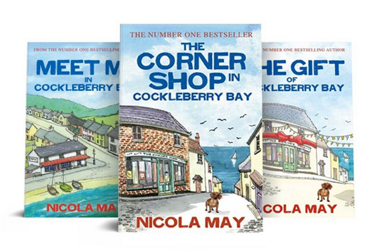 Cockleberry Bay Trilogy