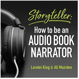 Storyteller - How to be an Audio Book Narrator