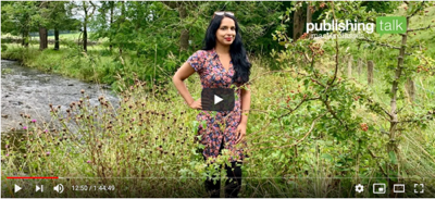 How to Write About Nature with Anita Sethi - video replay